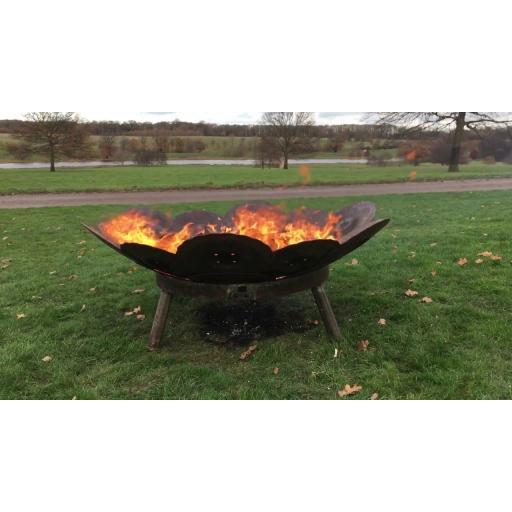 Viking Quintillion Fire Bowl