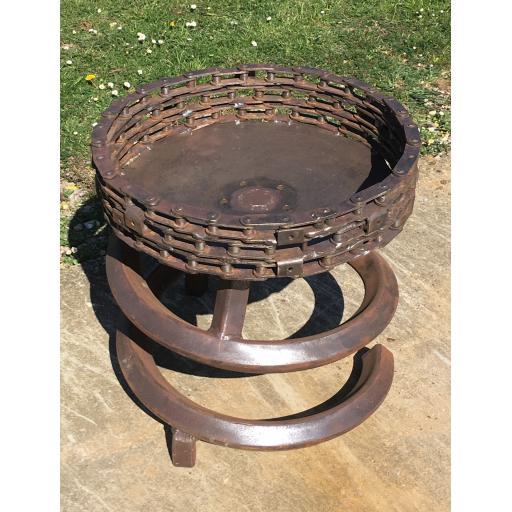 Spring Chain Beacon Fire Bowl