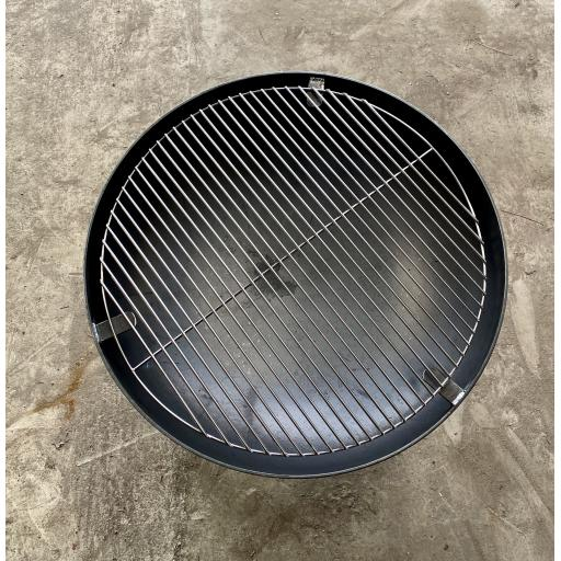 Stainless steel 65cm Grill